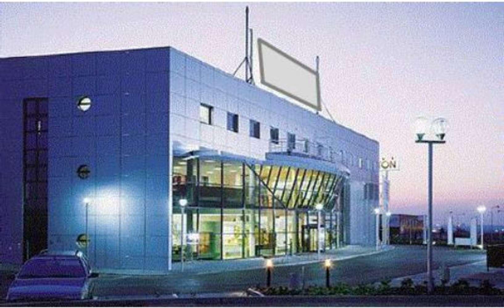 Průmyslové nemovitosti Modletice,  - Business Park Modletice - 0