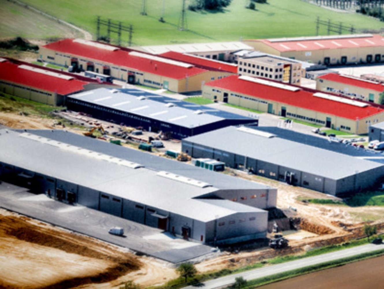 Industrial and logistics Tabor,  - D-Park Tábor - 8