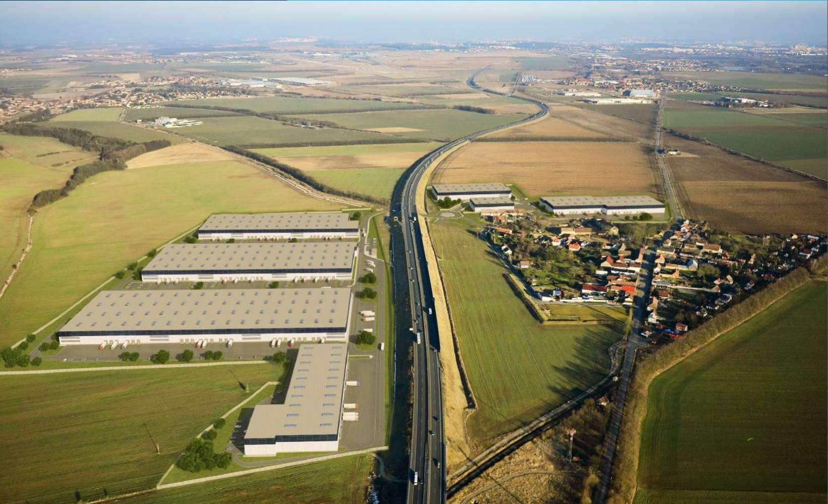 Industrial and logistics Jenec - pavlov,  - Panattoni Park Prague Airport II - 6