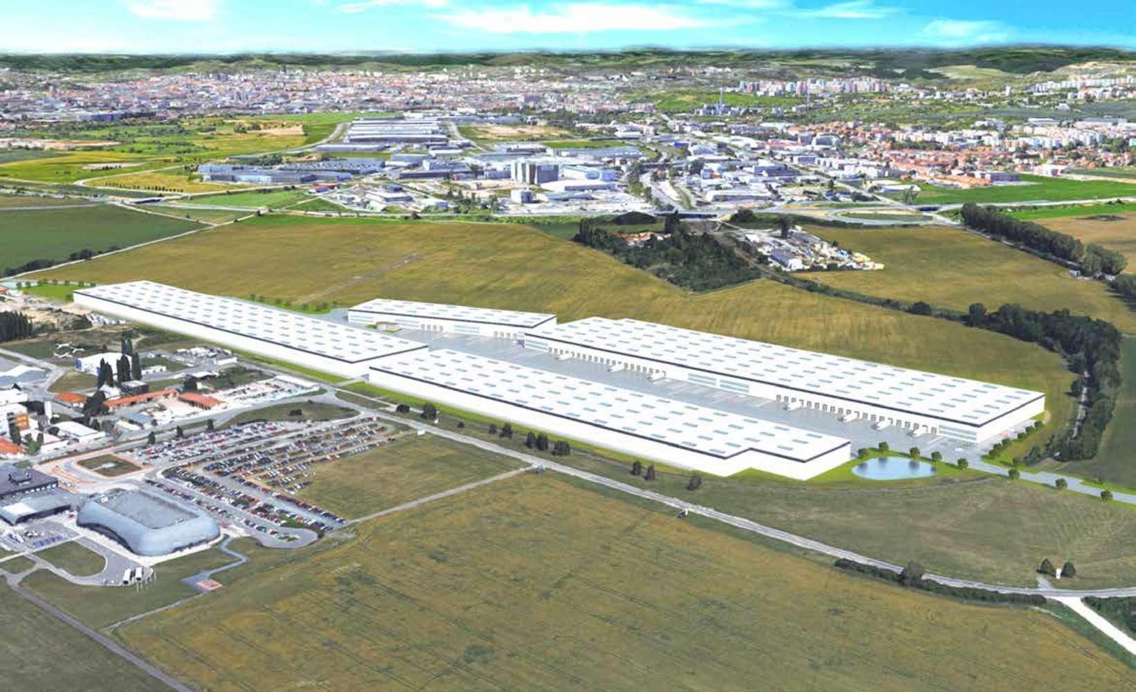 Průmyslové nemovitosti Brno - turany,  - Panattoni Park Brno Airport - 6