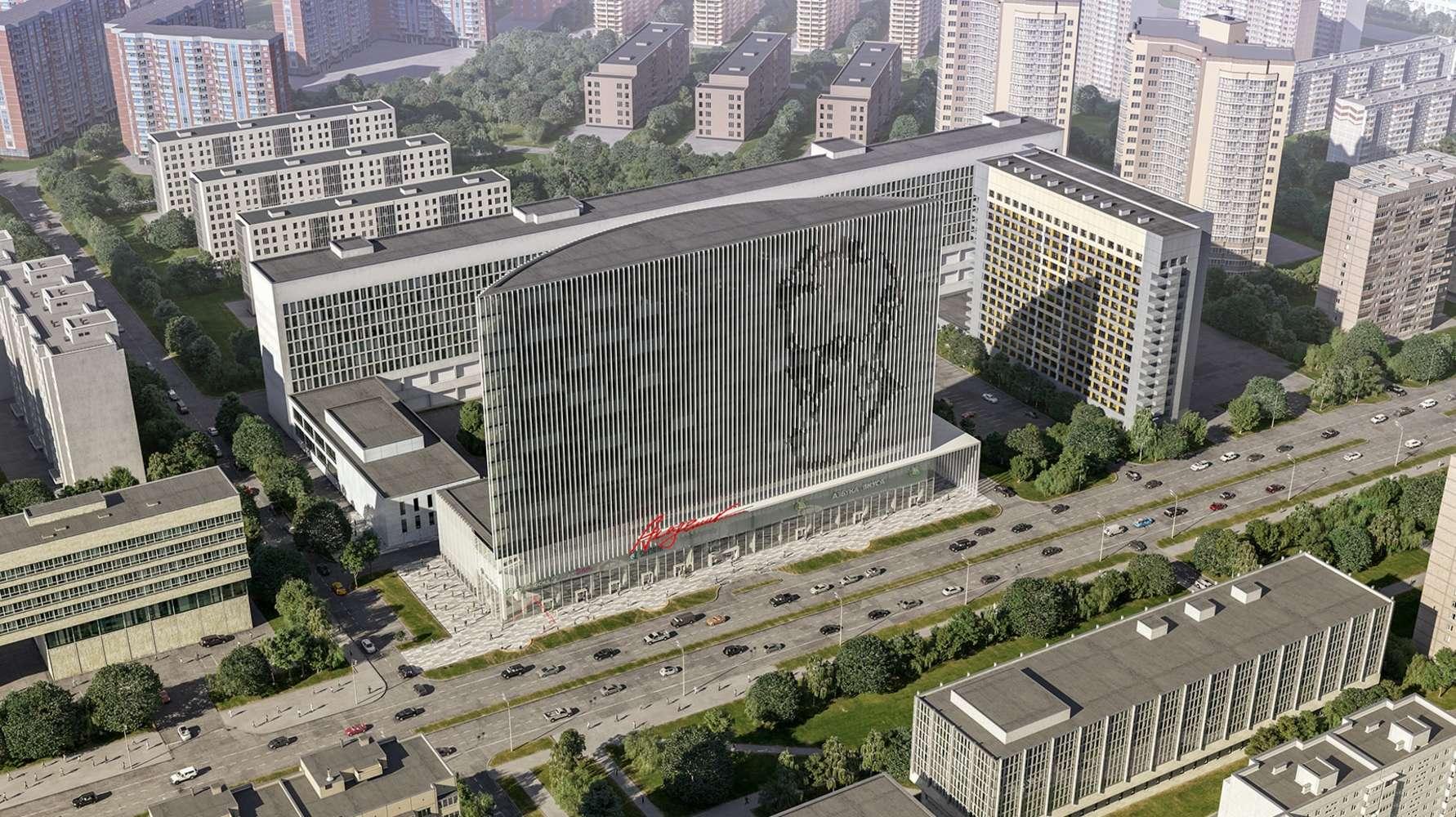 Офисная недвижимость Москва,  - Academic - 6