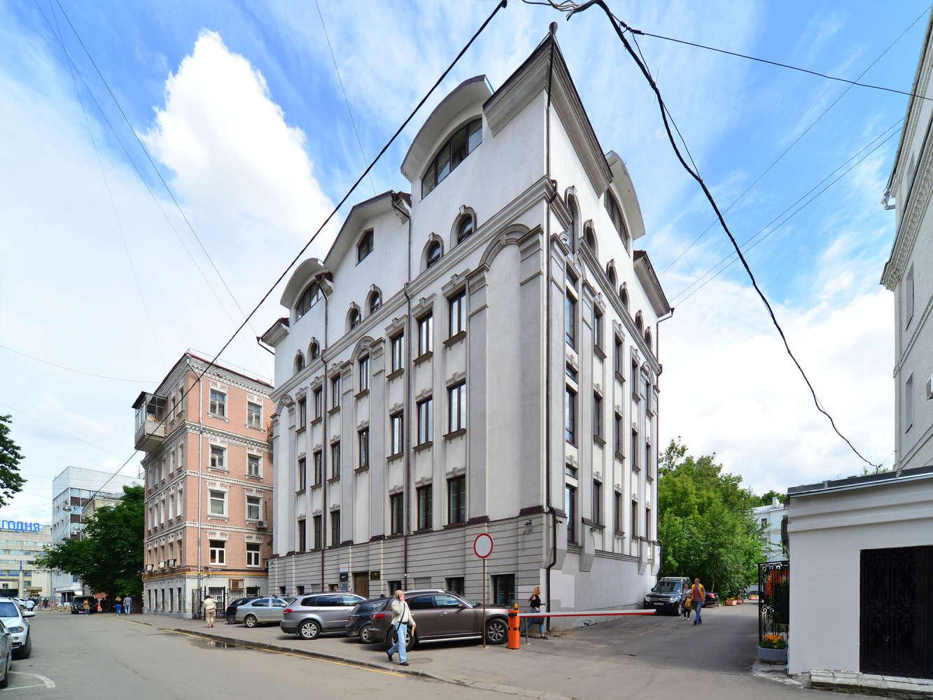 Офисная недвижимость Москва,  - Тимура Фрунзе ул. 20 стр. 3 - 466
