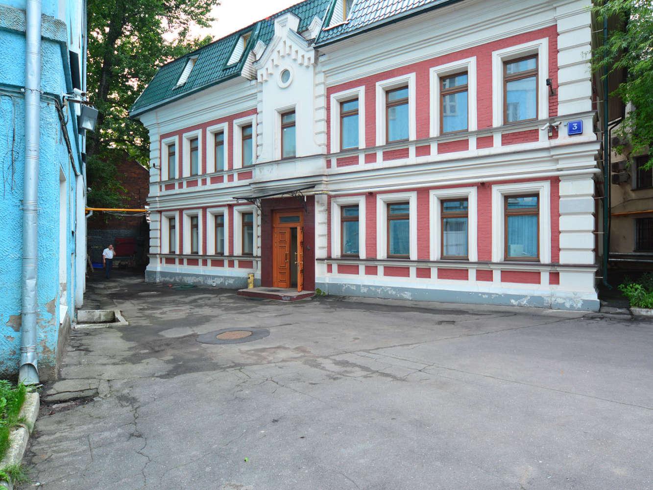 Офисная недвижимость Москва,  - Хлыновский туп. 3 стр. 1 - 5