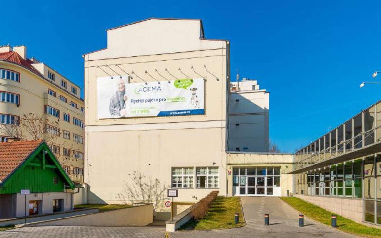 Kanceláře Praha, 180 00 - Libeňský Pivovar Office Centre - 6