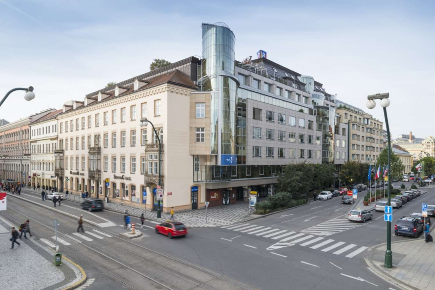 Offices Prague, 110 00 - Millenium Plaza - 8