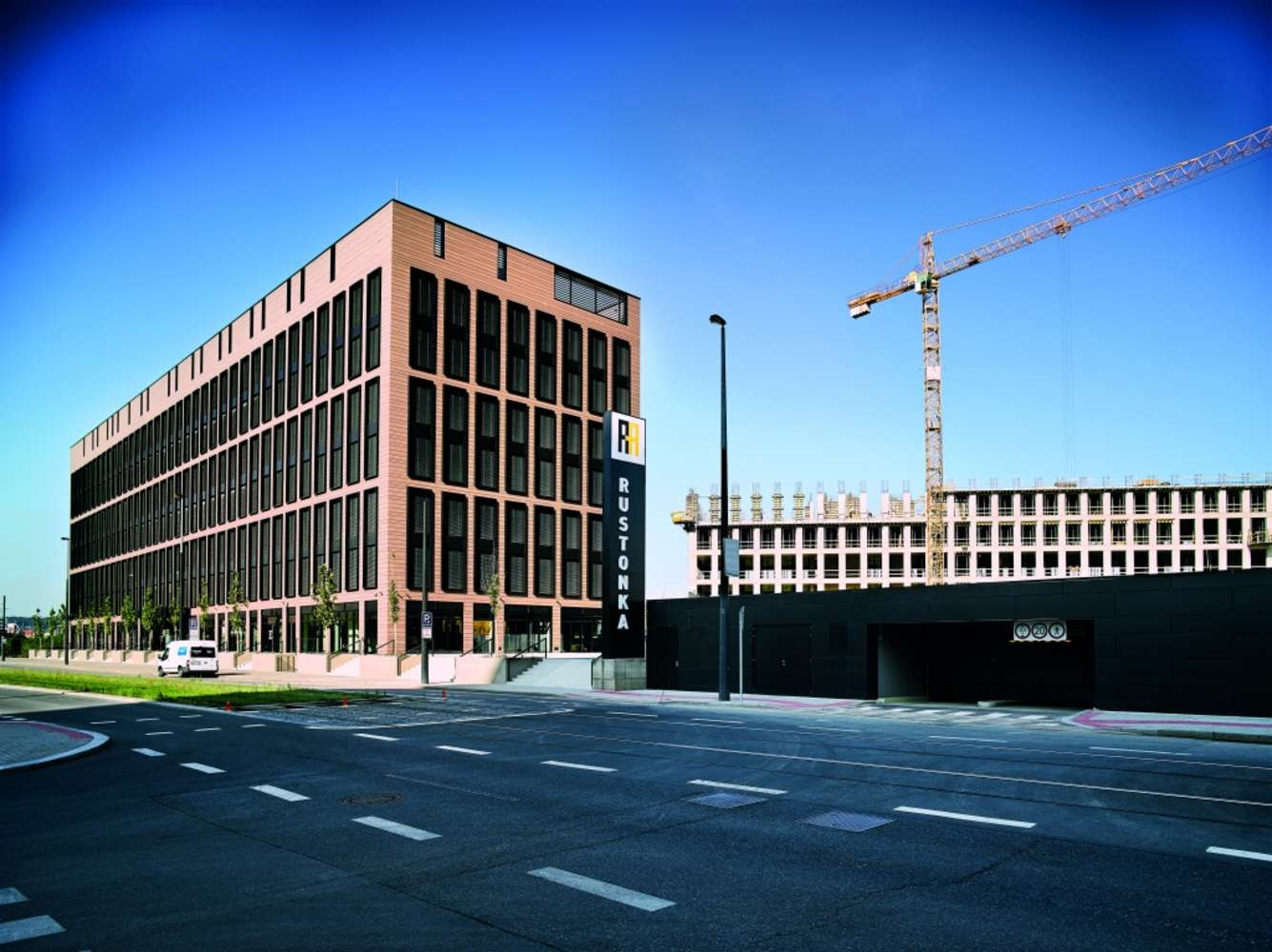 Offices Prague,  - Rustonka R1 - 0
