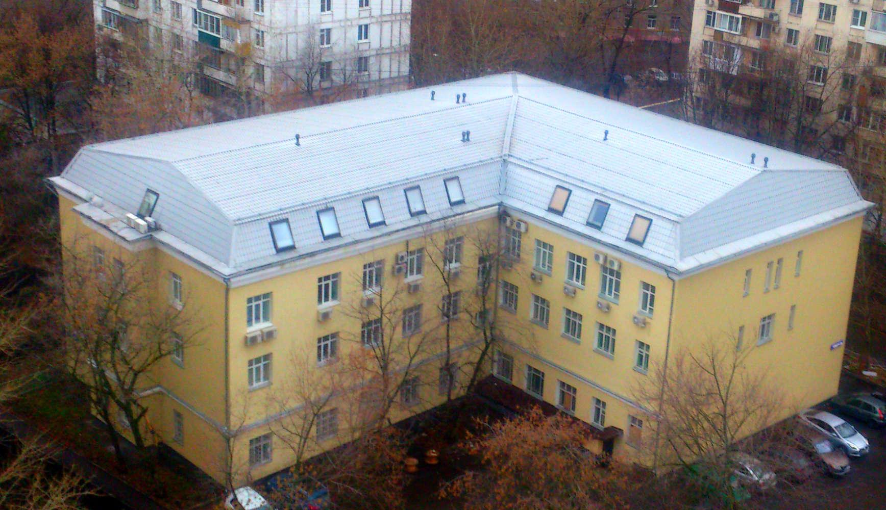 Офисная недвижимость Москва,  - Порядковый пер. 21 - 3