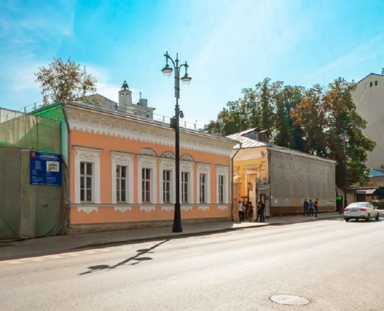 Офисная недвижимость Москва,  - Бол. Ордынка ул. 61 стр. 1 - 3