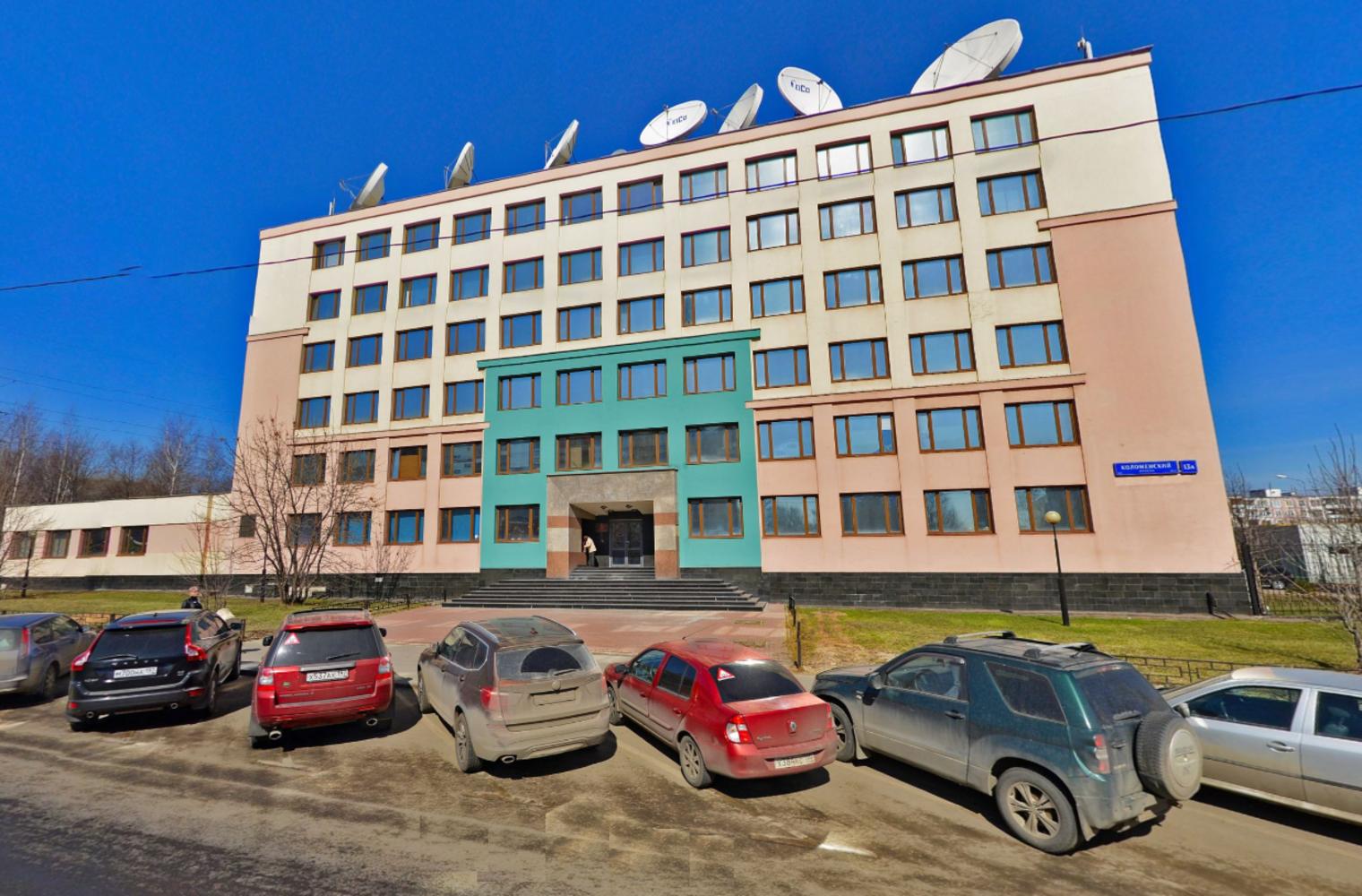 Офисная недвижимость Москва,  - Коломенский пр-д 13А - 3