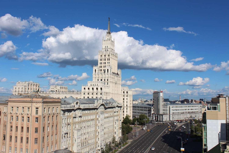 Офисная недвижимость Москва,  - Высотка у Красных Ворот - 5
