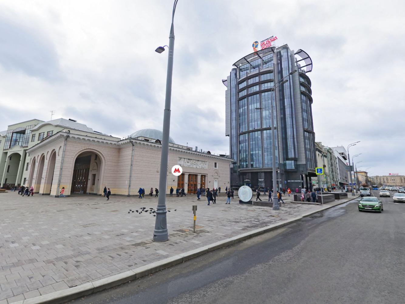 Офисная недвижимость Москва,  - Дом Парк Культуры - 26