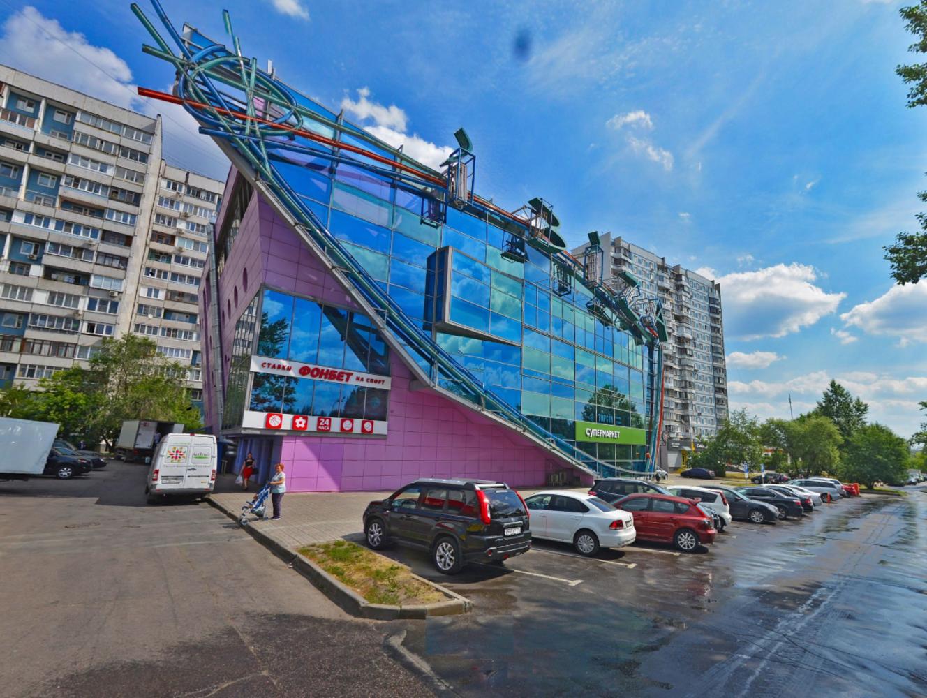 Офисная недвижимость Москва,  - Ибица Культурно-развлекательный центр - 5