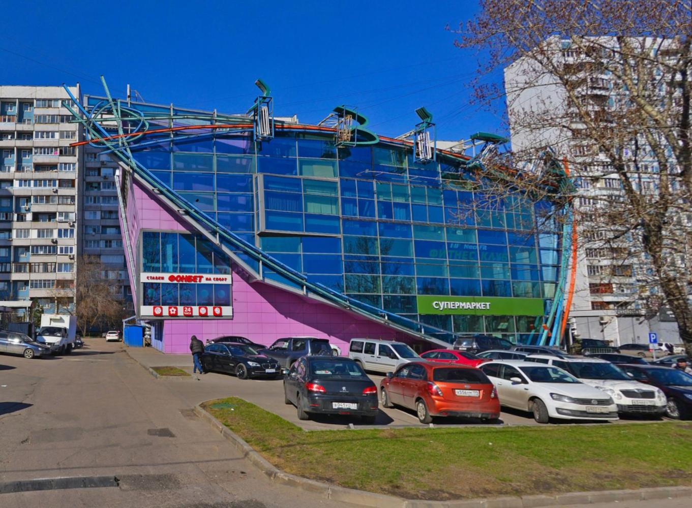 Офисная недвижимость Москва,  - Ибица Культурно-развлекательный центр - 4