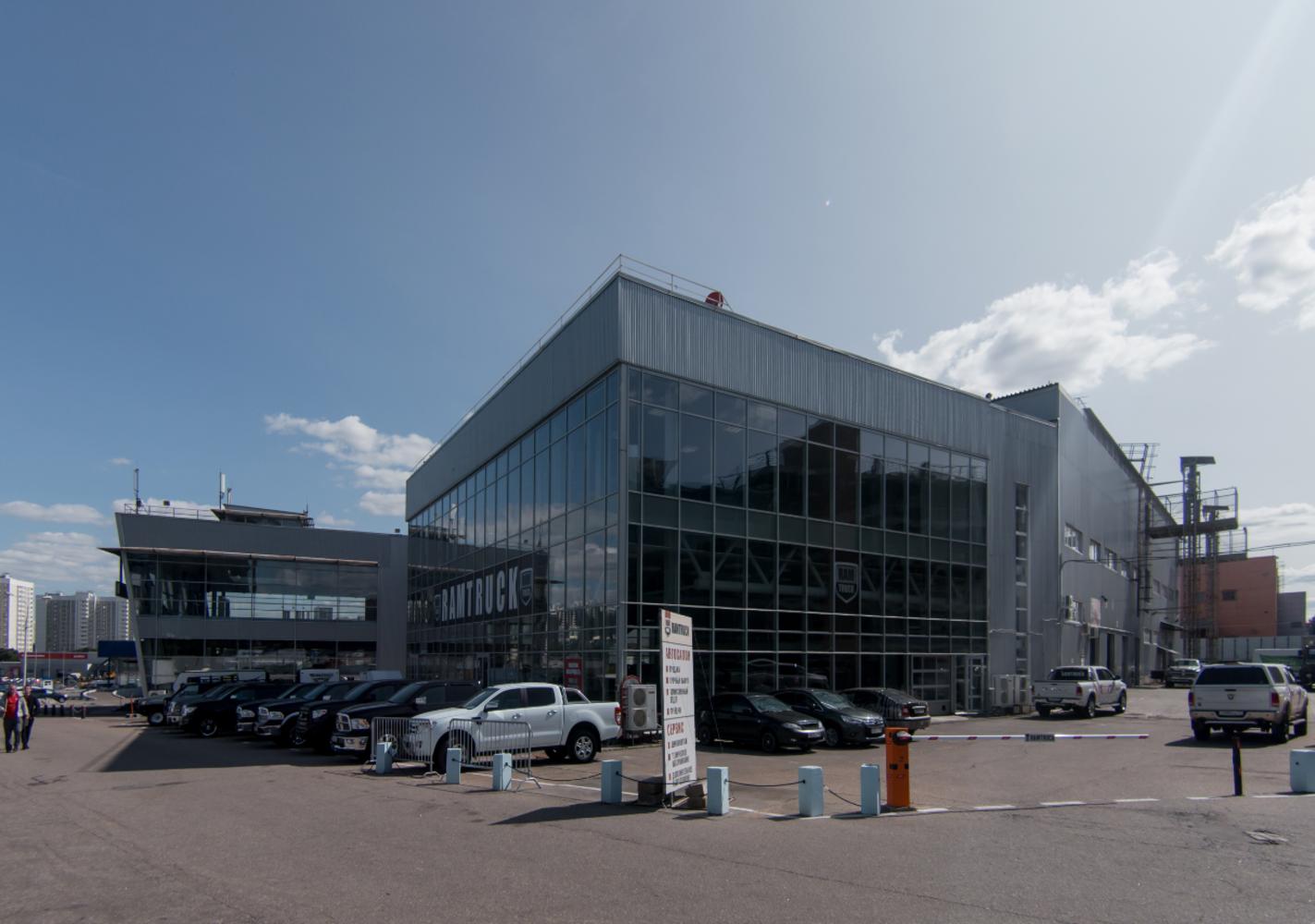Офисная недвижимость Москва,  - Premium West Retail Galery - 7
