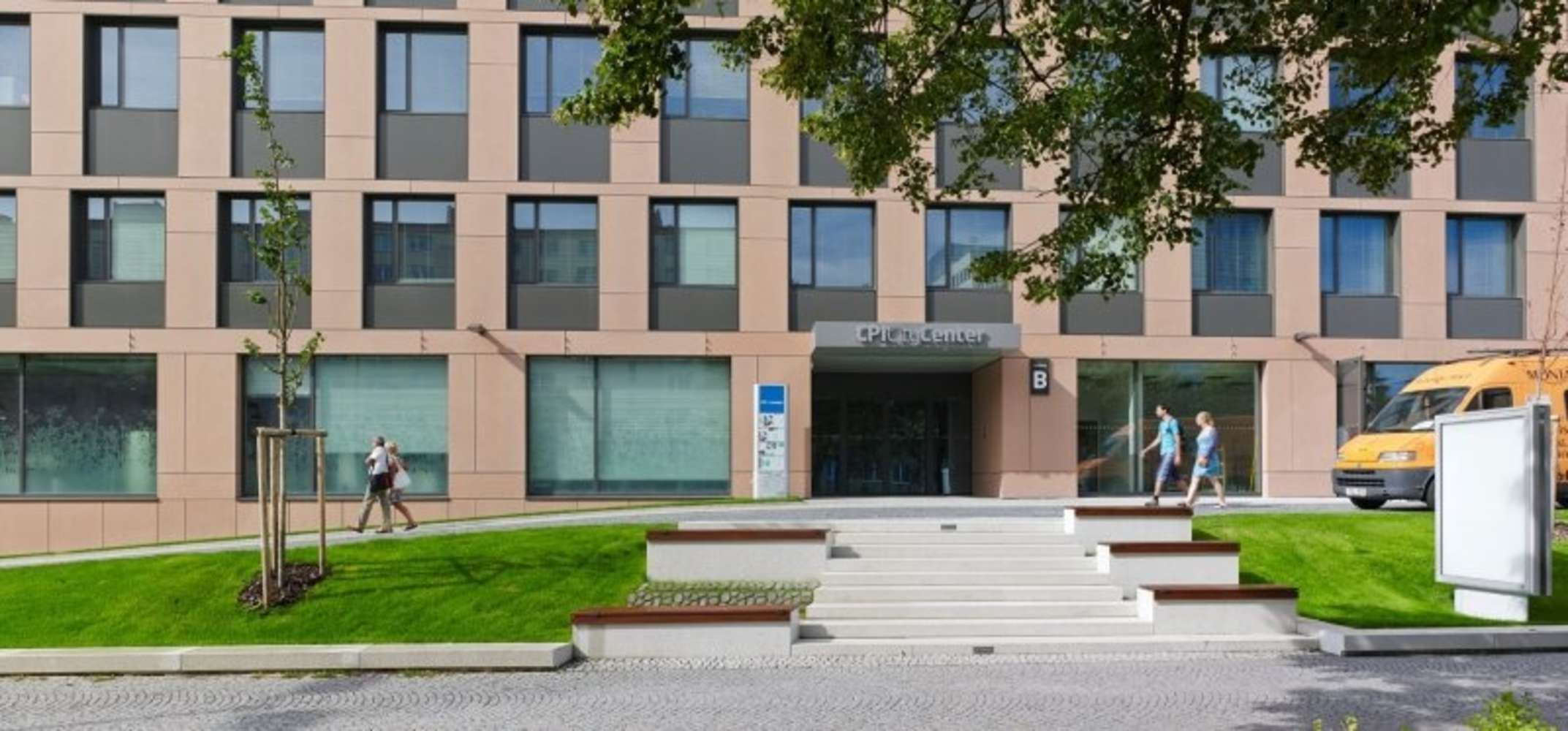 Offices Olomouc, 779 00 - CPI City Center Olomouc - Building B - 45