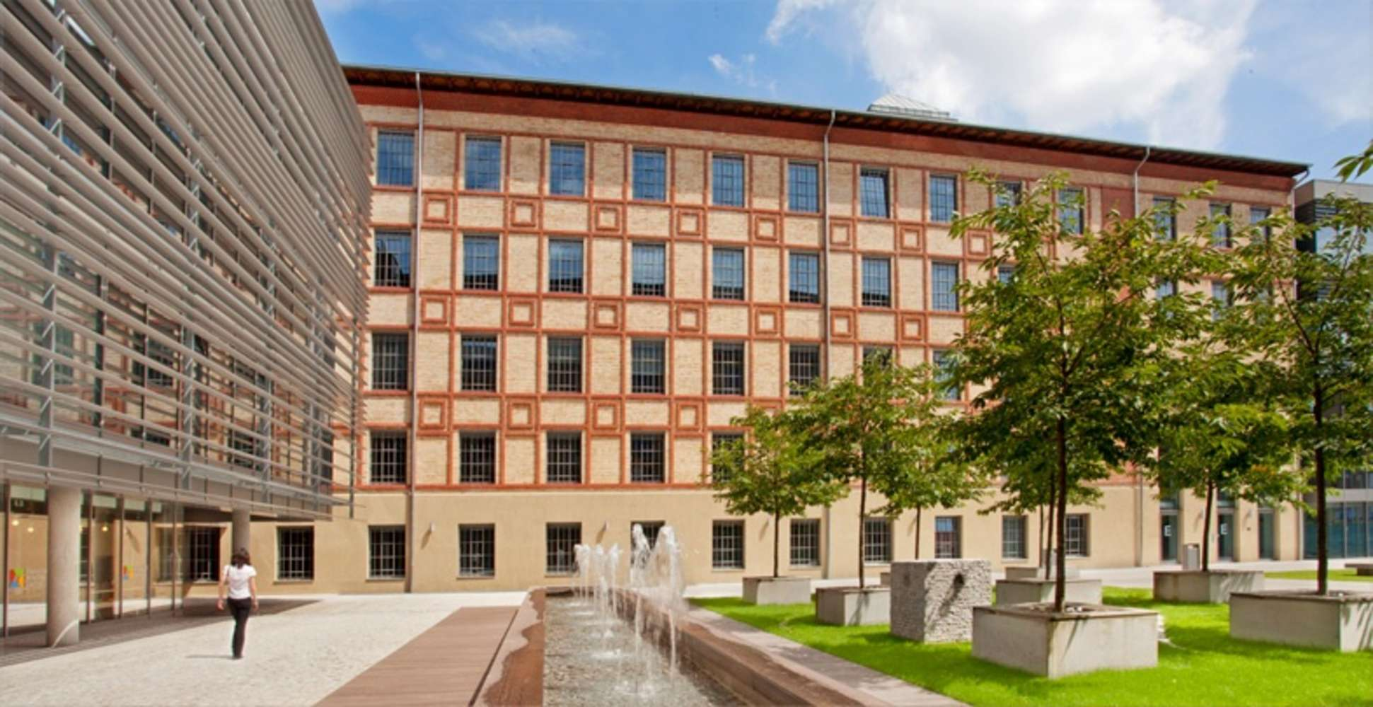 Offices Prague, 170 00 - Classic 7 Business Park - buildings C,E,F (1st phase) - 1