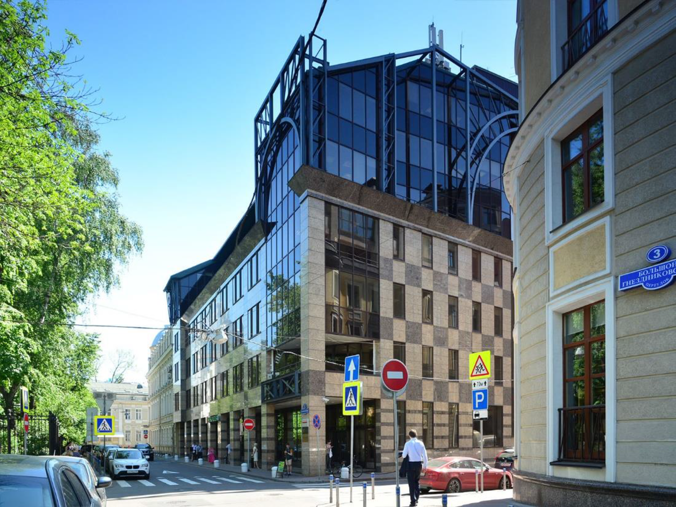 Офисная недвижимость Москва,  - Вознесенский - 7