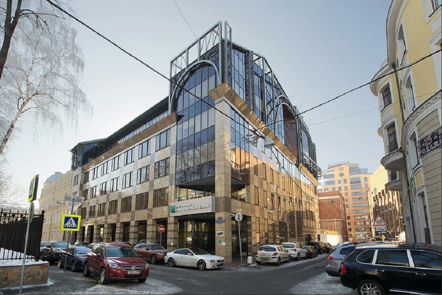 Офисная недвижимость Москва,  - Вознесенский - 0