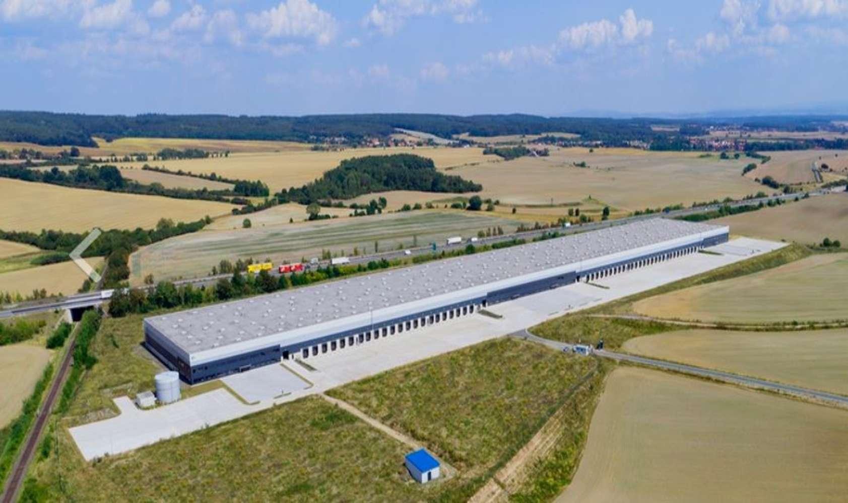 Industrial and logistics Nyrany,  - Prologis Park Pilsen II - 4