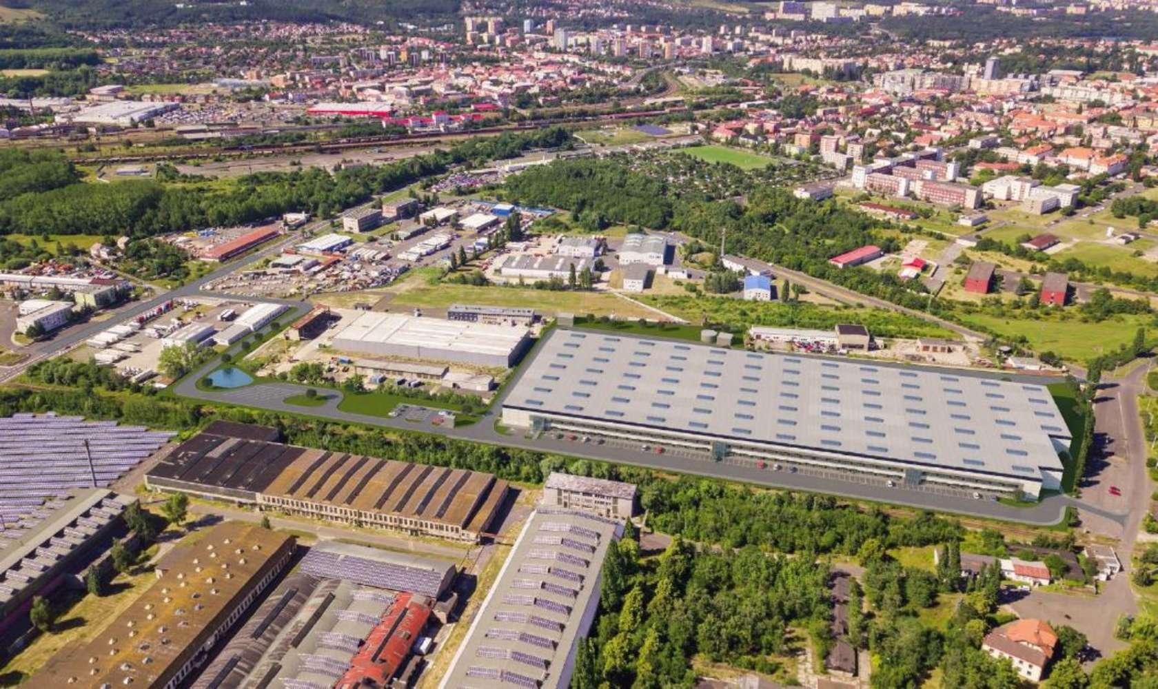 Industrial and logistics Chomutov,  - Panattoni Park Chomutov City - 781