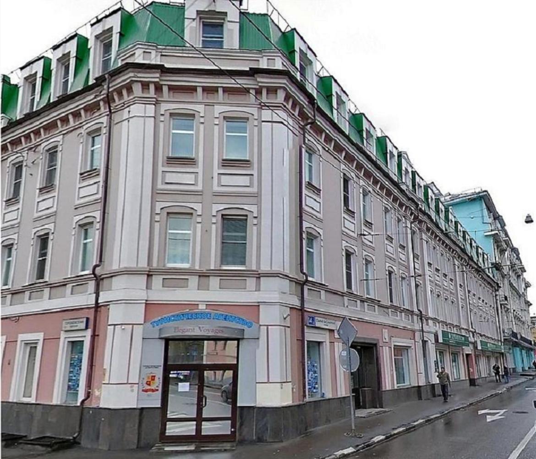 Офисная недвижимость Москва,  - Старая Басманная ул. 14/2 стр. 4 - 0