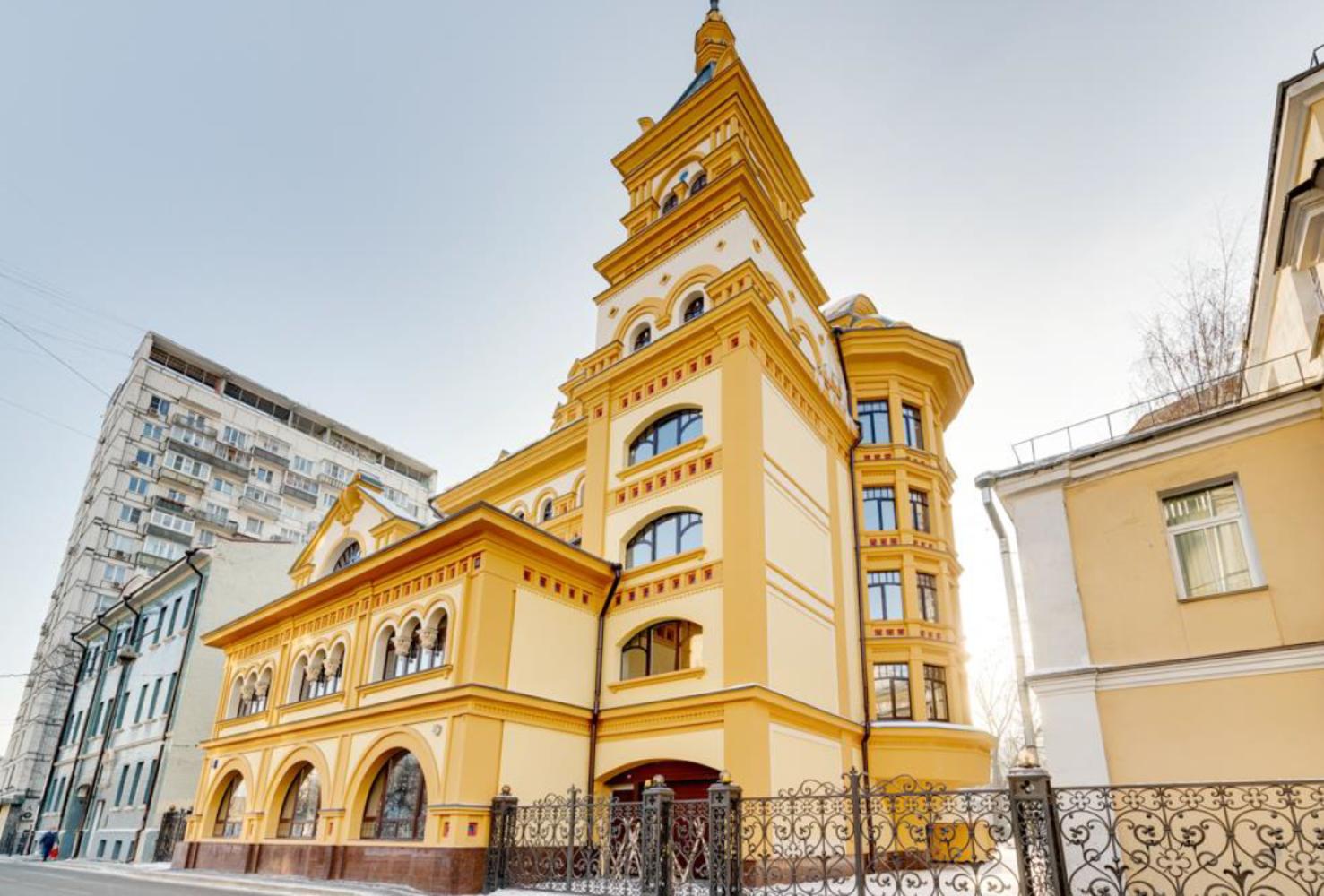 Офисная недвижимость Москва, 613310 - 1-й Хвостов пер. 5 - 1