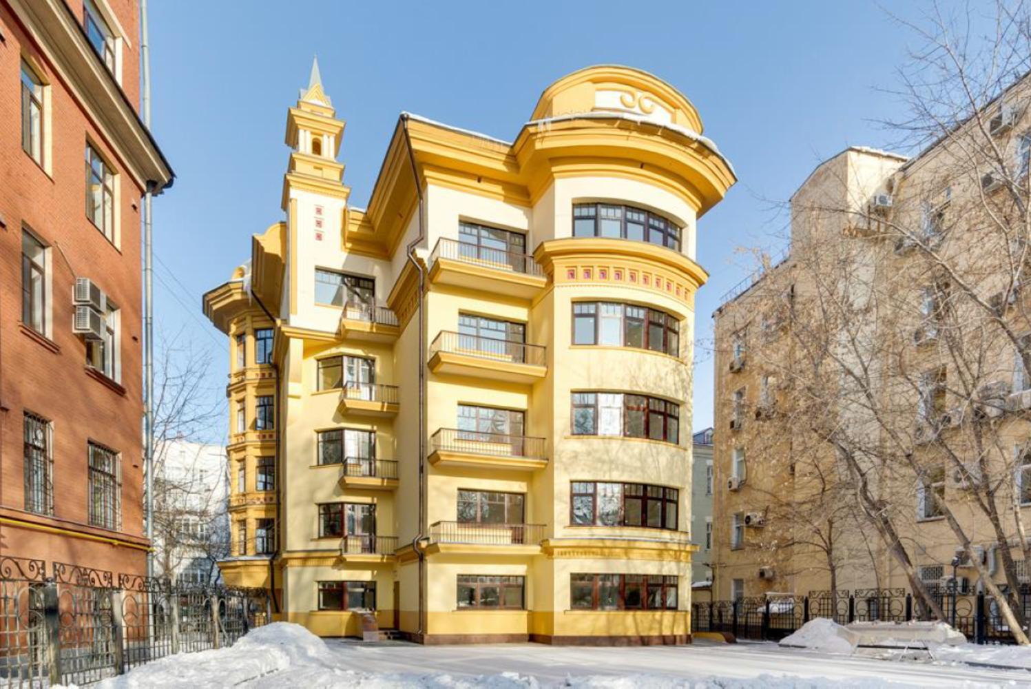 Офисная недвижимость Москва, 613310 - 1-й Хвостов пер. 5 - 93
