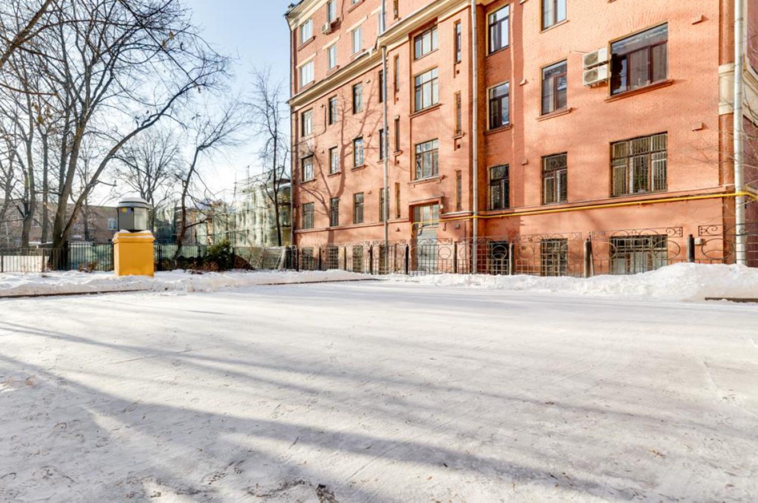 Офисная недвижимость Москва, 613310 - 1-й Хвостов пер. 5 - 0