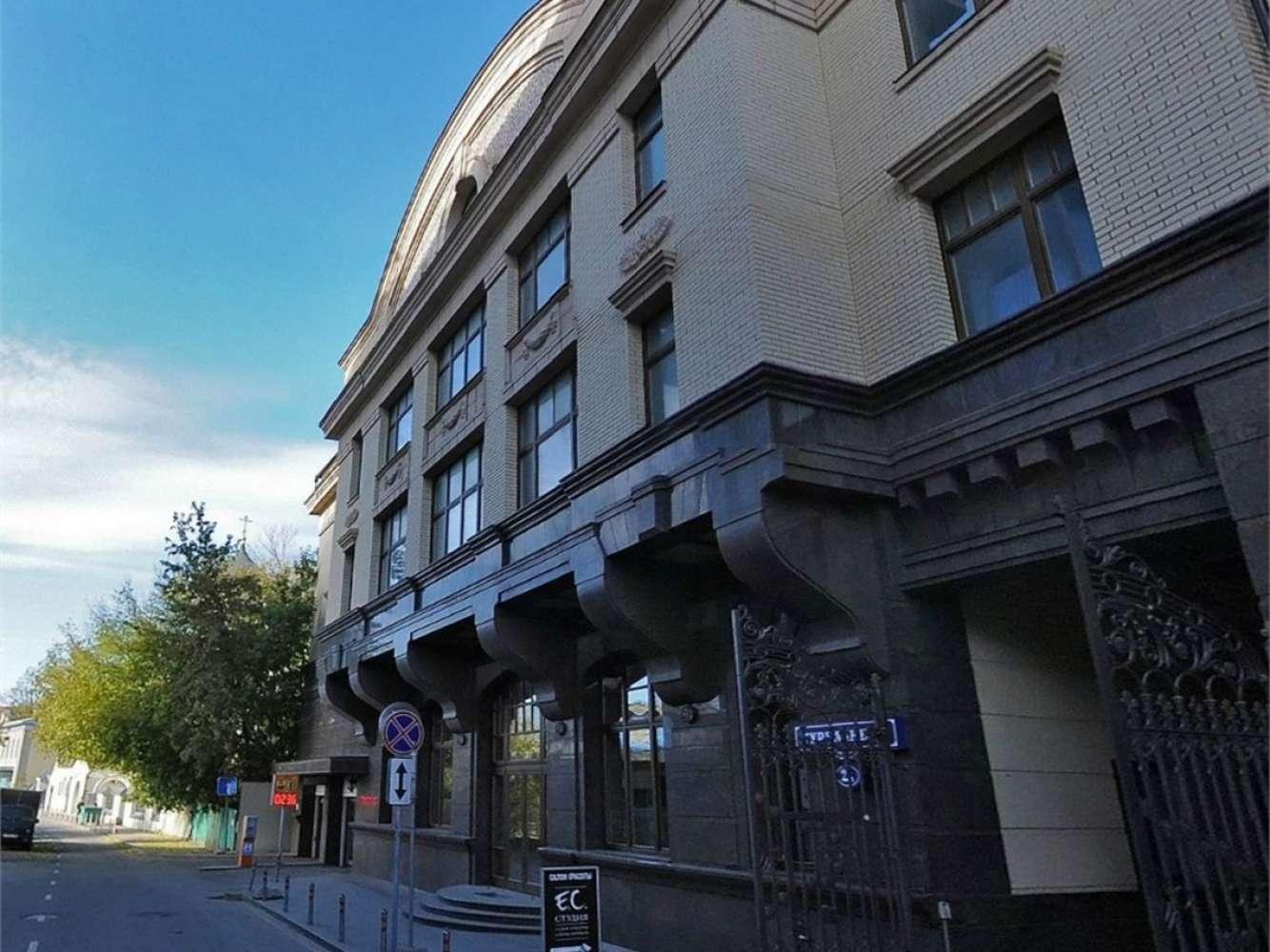 Офисная недвижимость Москва,  - Остоженка Парк Палас - 3