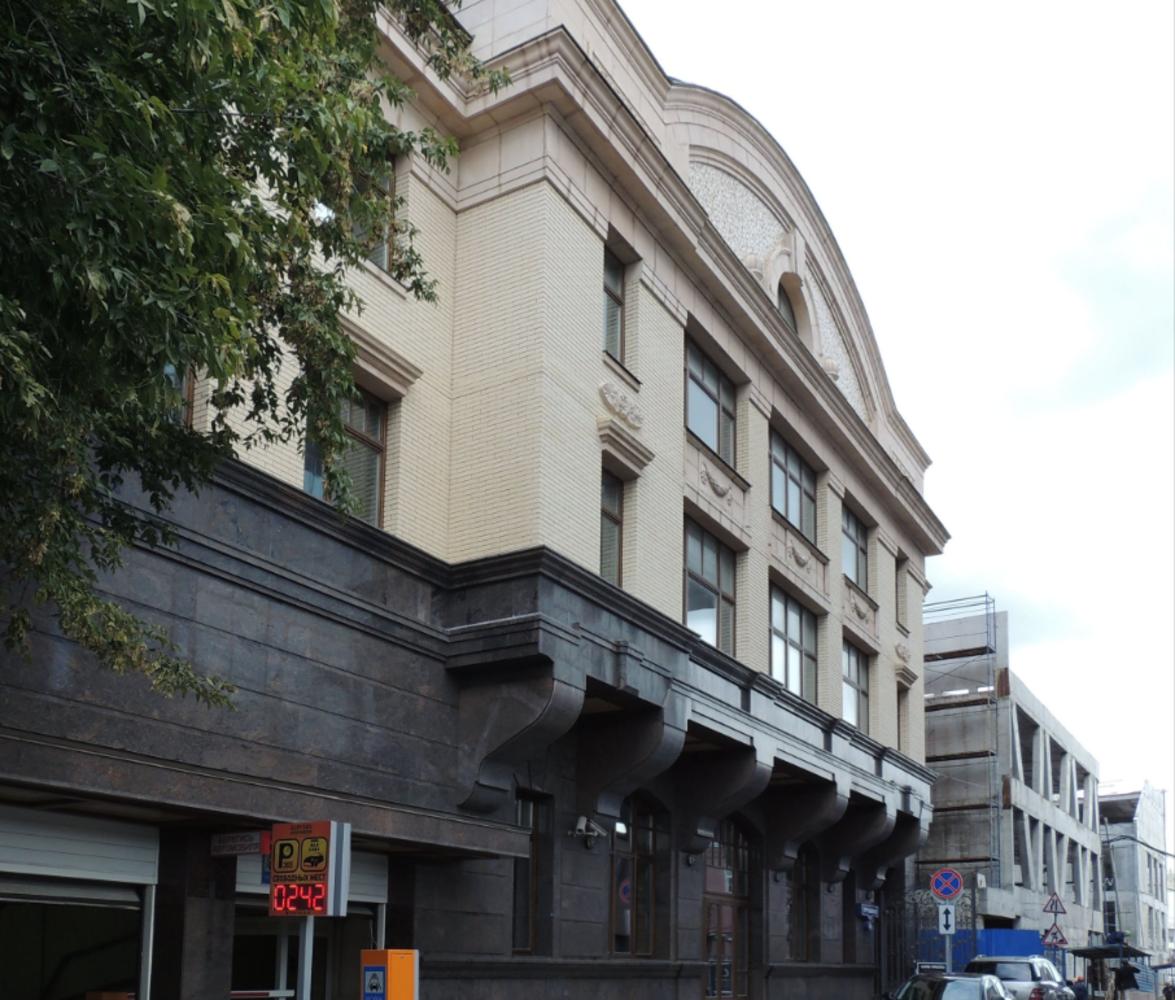 Офисная недвижимость Москва,  - Остоженка Парк Палас - 8