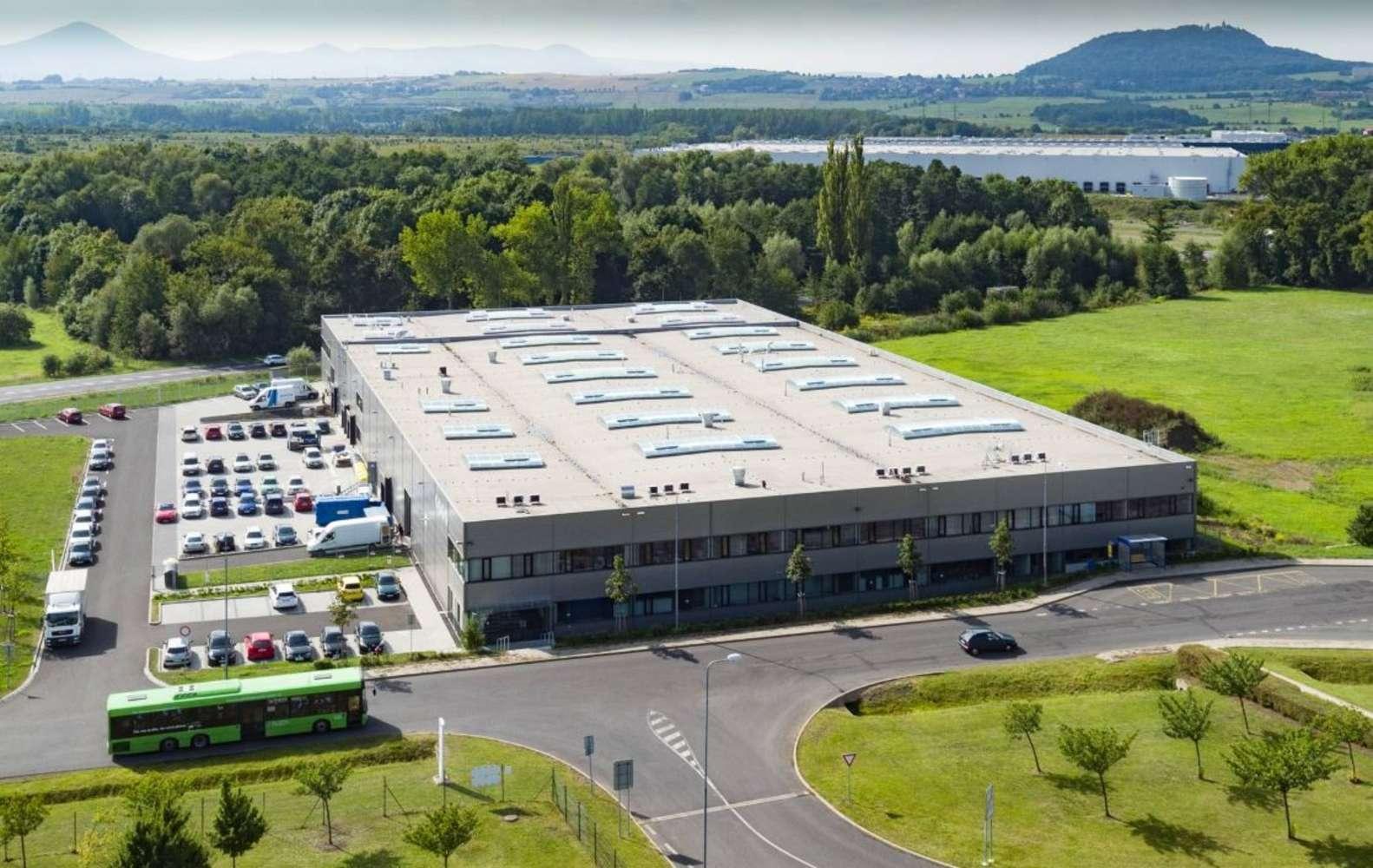 Industrial and logistics Teplice,  - CTPark Teplice II - 2