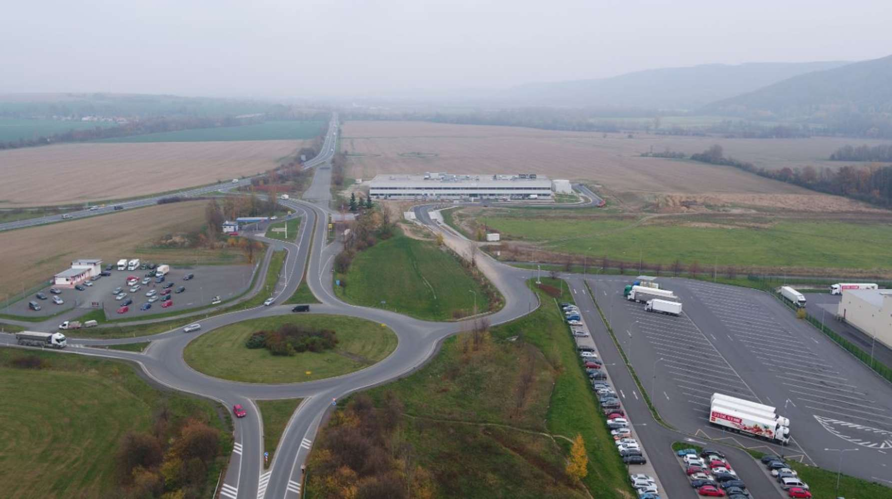 Industrial and logistics Lipnik nad becvou,  - CTPark Lipník nad Bečvou - 6