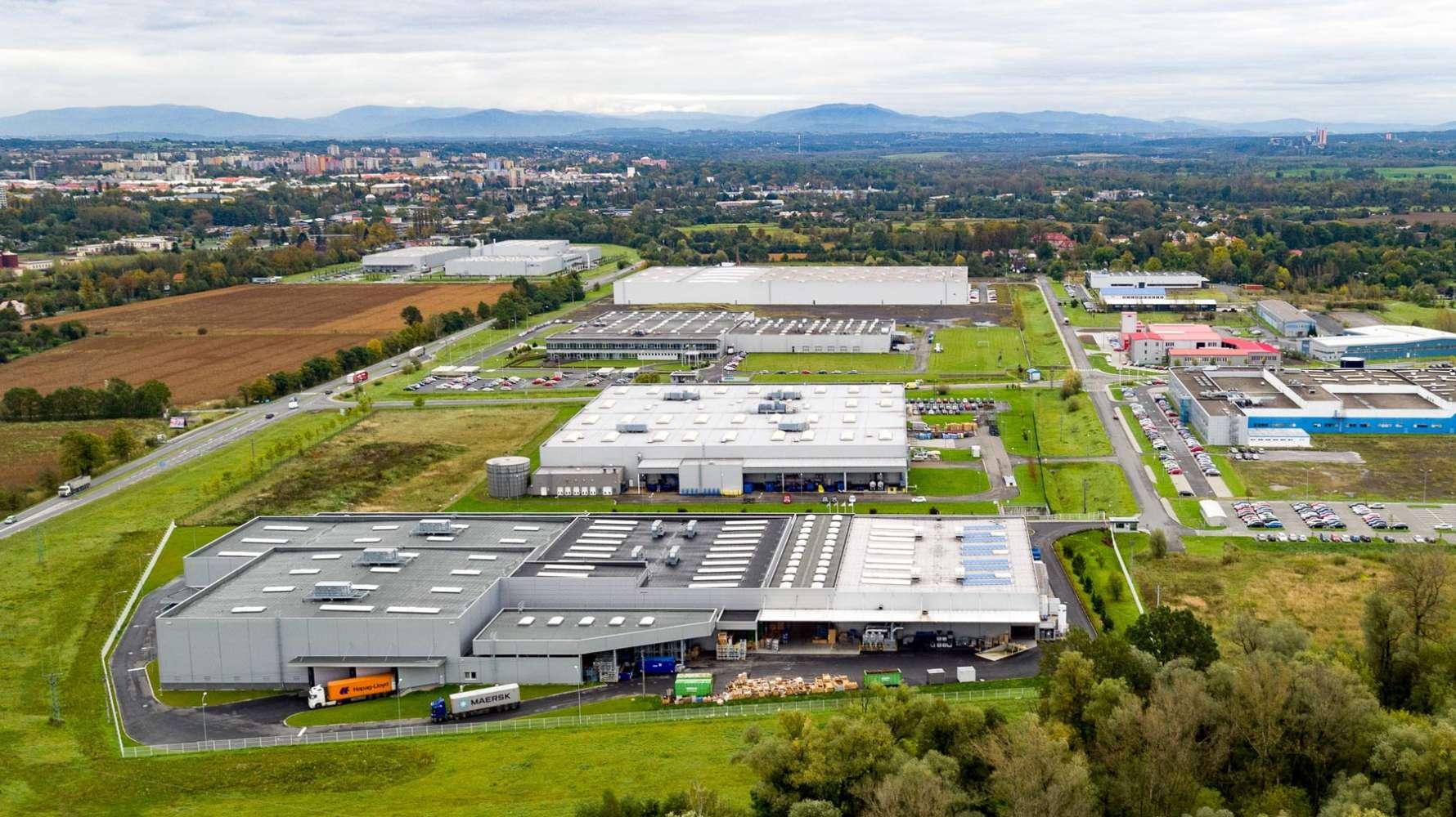 Industrial and logistics Karvina,  - CTPark Karviná - 7