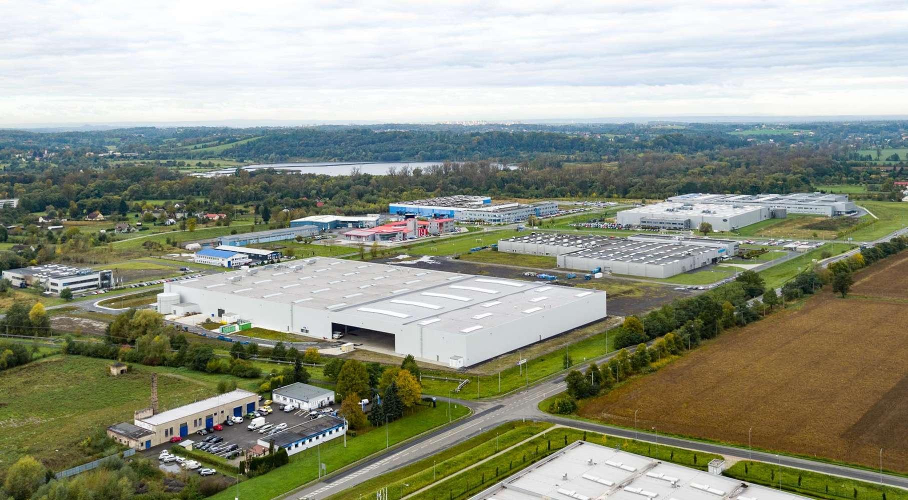 Industrial and logistics Karvina,  - CTPark Karviná - 4