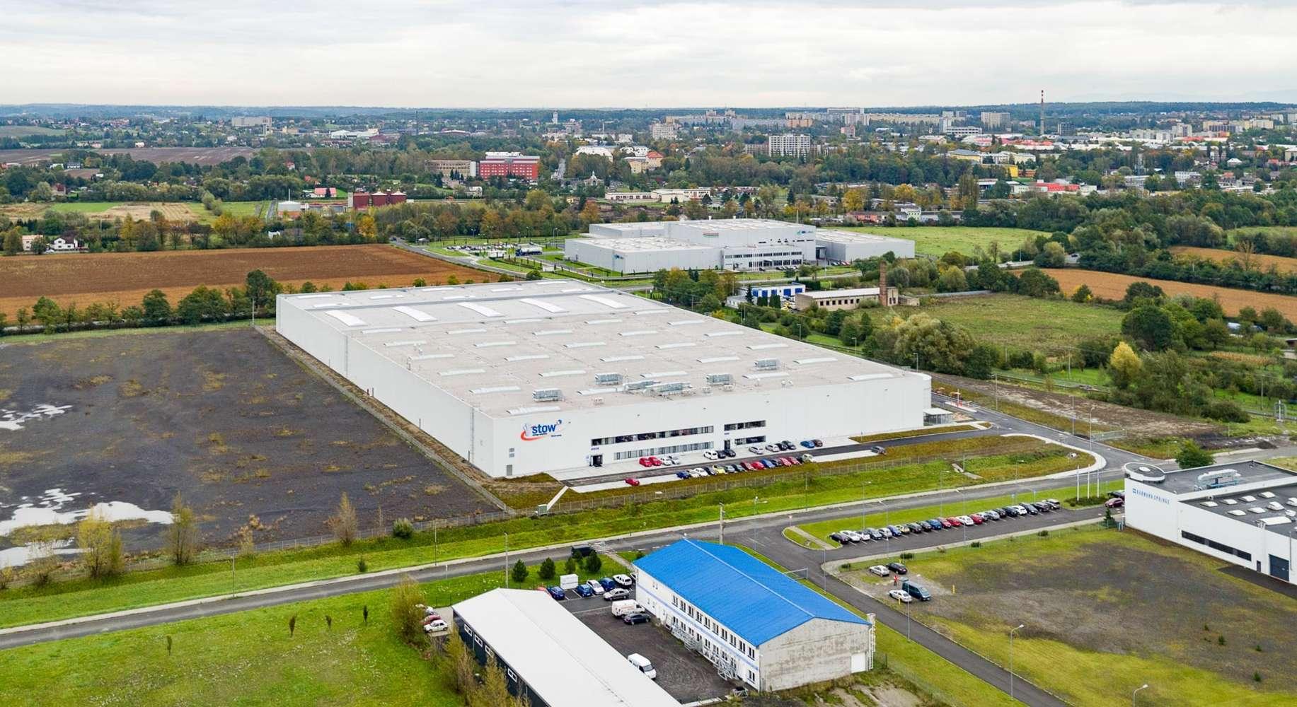 Industrial and logistics Karvina,  - CTPark Karviná - 0