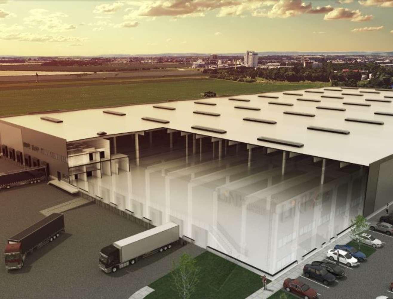 Industrial and logistics Olomouc - bystrovany,  - Link Olomouc Bystrovany - 4
