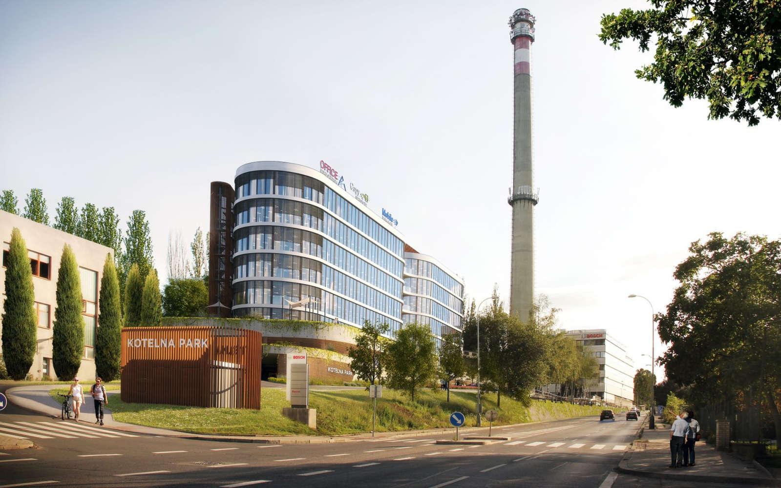 Kanceláře Praha, 150 00 - Kotelna Park - Phase II - 4