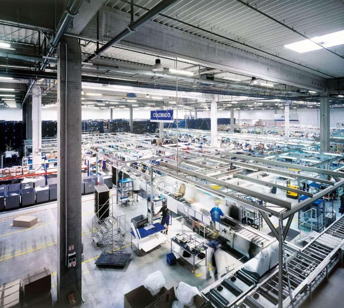 Průmyslové nemovitosti Hrušky (břeclav),  - D2 Logistics Park Břeclav - 1