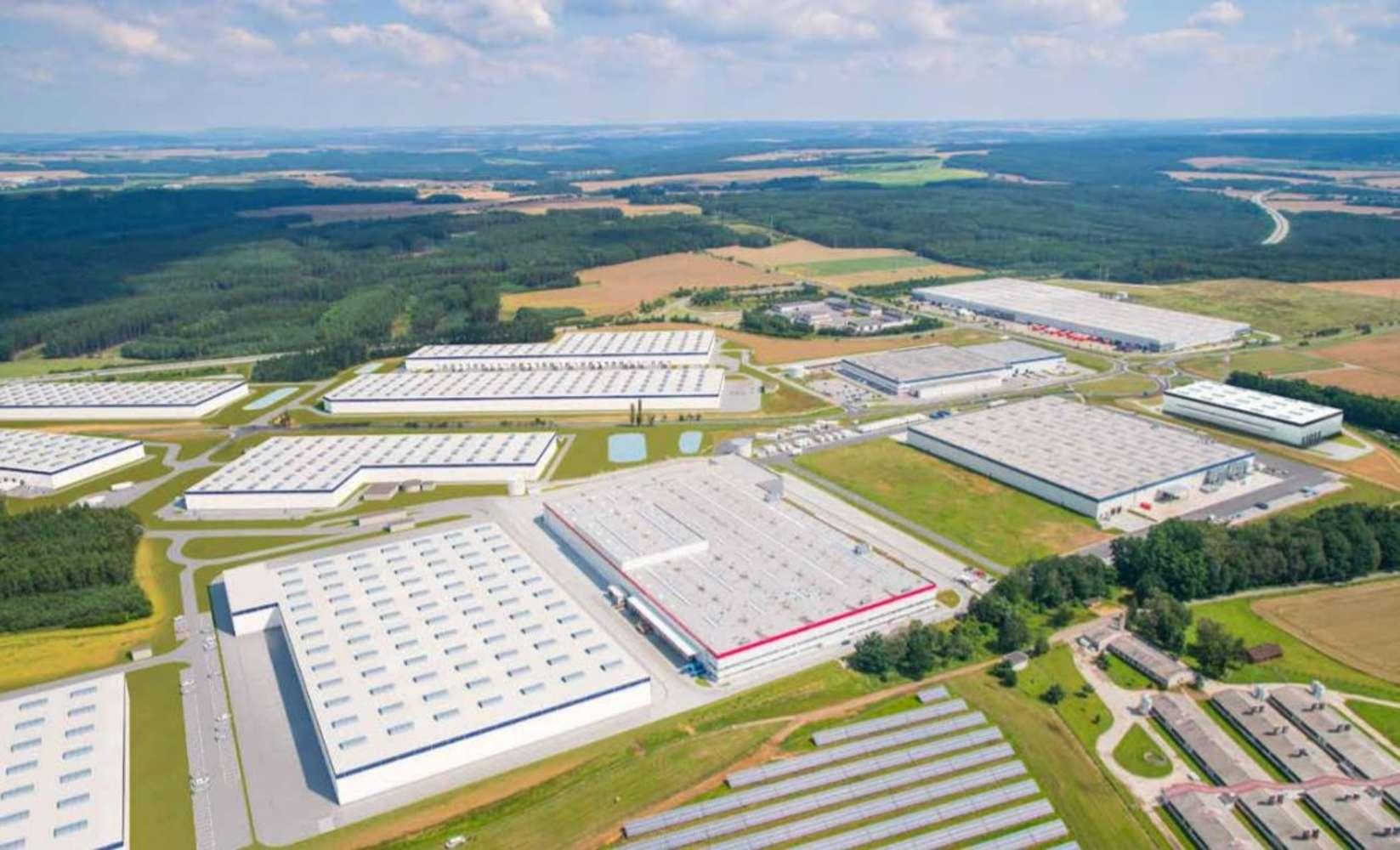 Industrial and logistics Ostrov u stribra,  - Panattoni Park Stříbro - 6