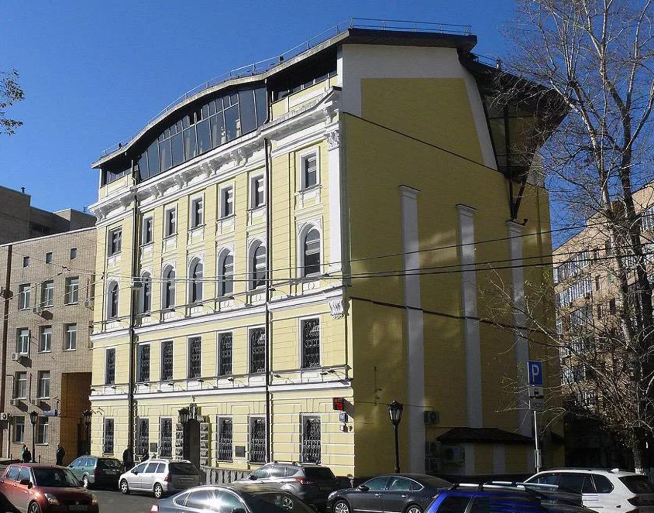Офисная недвижимость Москва,  - Плющиха ул. 10 - 7
