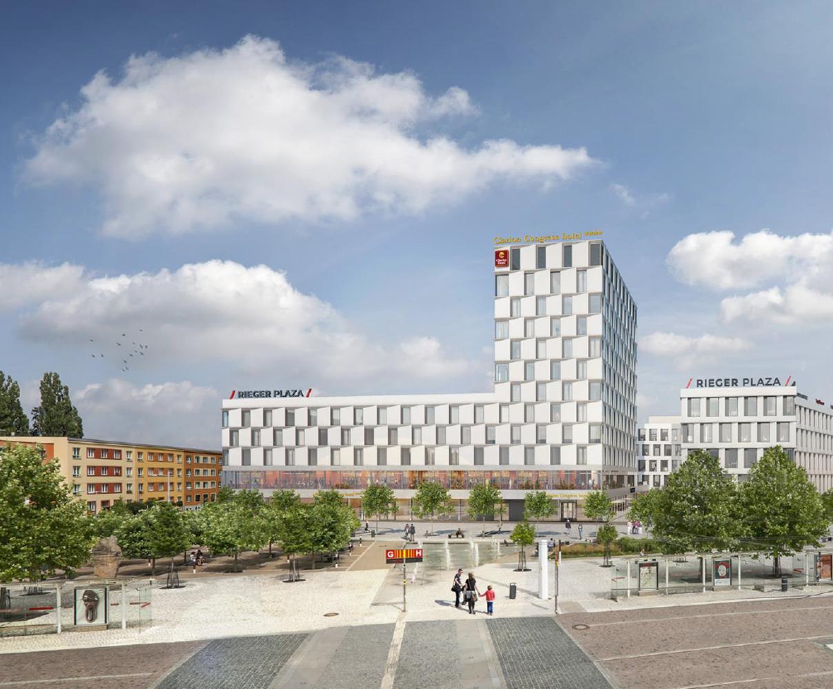 Offices Hradec kralove, 500 02 - Rieger Plaza - Building C - 1