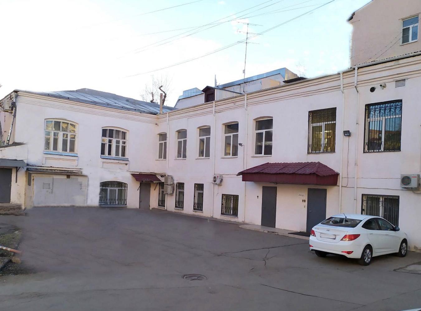 Офисная недвижимость Москва,  - Старопименовский пер. 11 стр. 3 - 3
