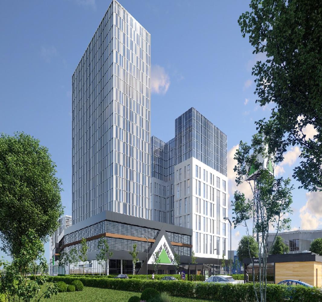 Офисная недвижимость Москва, 115280 - Парк Легенд  II - 9