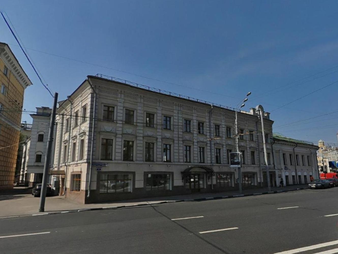 Офисная недвижимость Москва,  - Бол. Полянка ул. 2 стр. 2 - 8