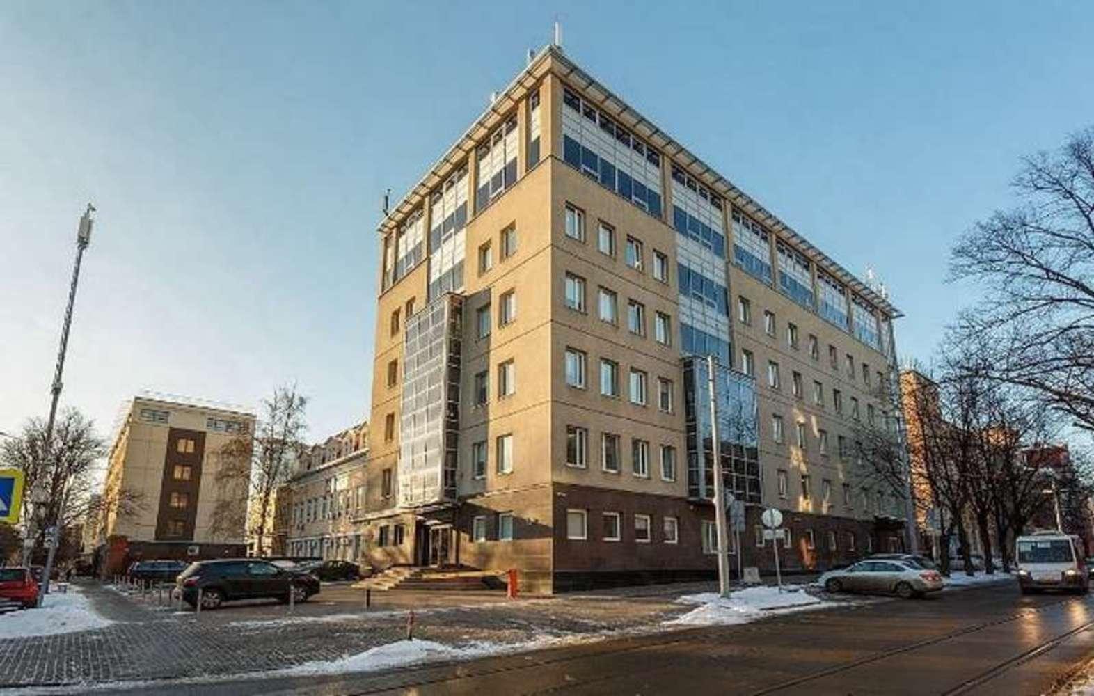 Офисная недвижимость Москва,  - Бабаевская ул. 6 - 7