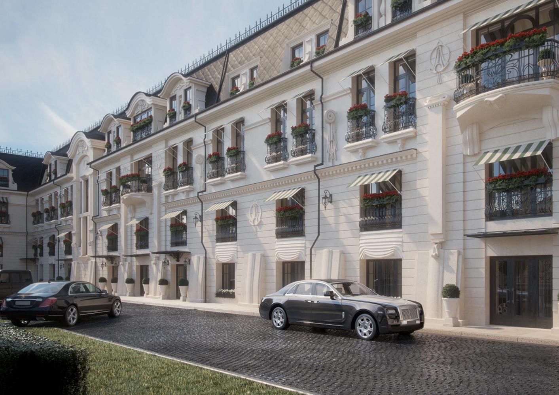 Офисная недвижимость Москва,  - Софийская наб. 30 стр. 2 - 0