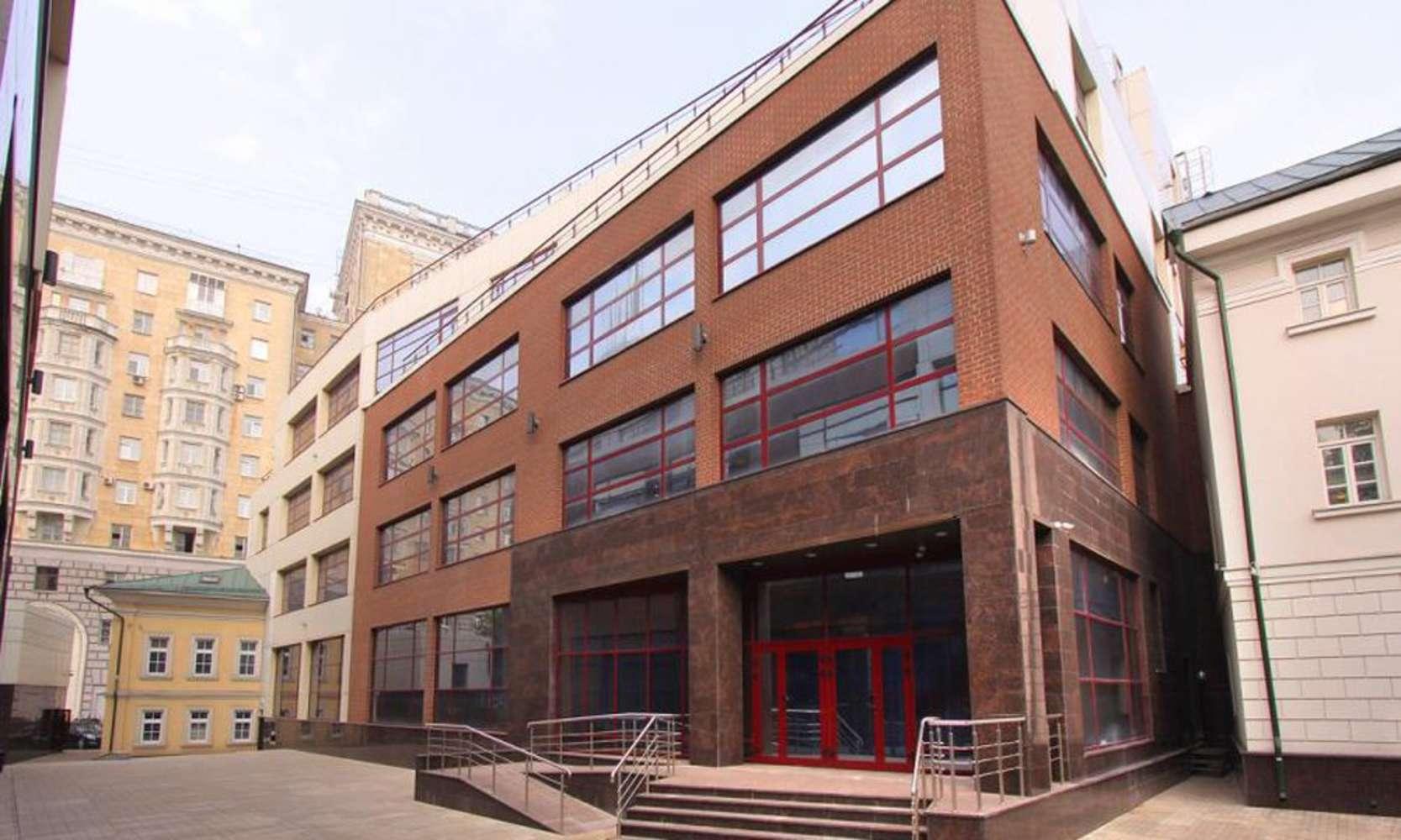 Офисная недвижимость Москва,  - Гончарная ул. 21 - 56