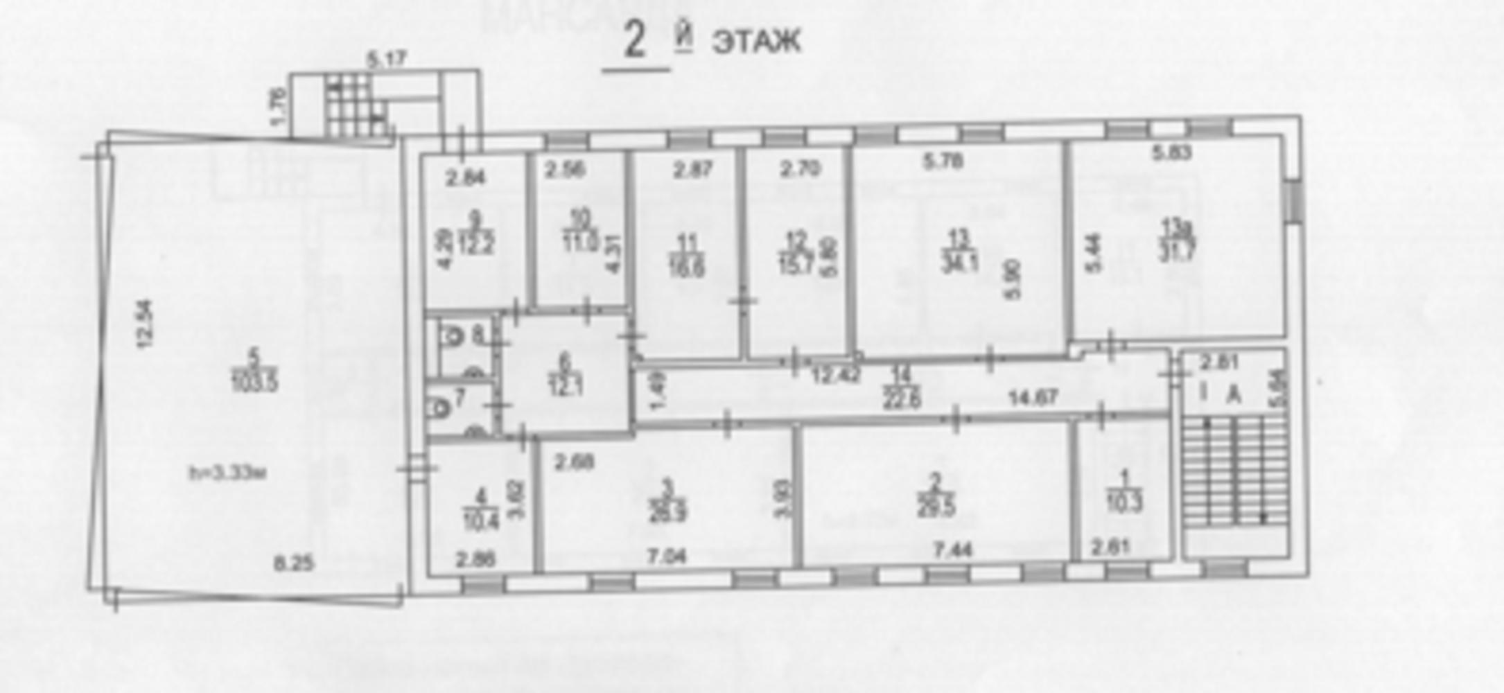 Офисная недвижимость Москва,  - Электролитный пр-д. 3, стр. 23 - 3143