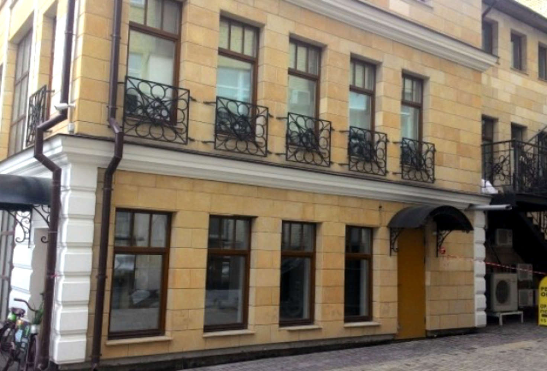 Офисная недвижимость Москва,  - Юсупов Двор - 7