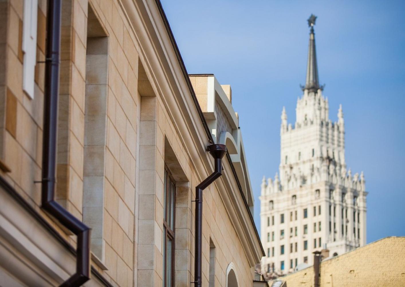 Офисная недвижимость Москва,  - Юсупов Двор - 94